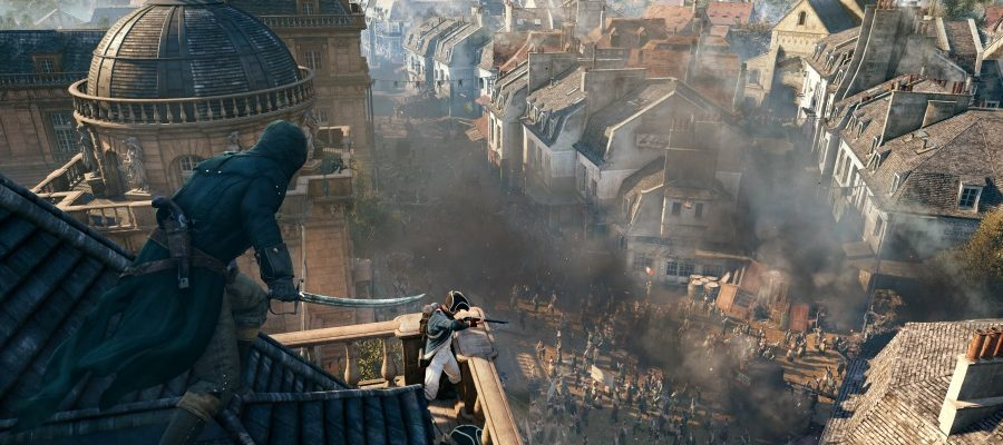 Ubisoft publica el gameplay de Assassin's Creed: Unity