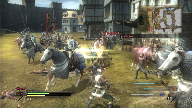 Bladestorm: The Hundred Years Wars tendrá un remake