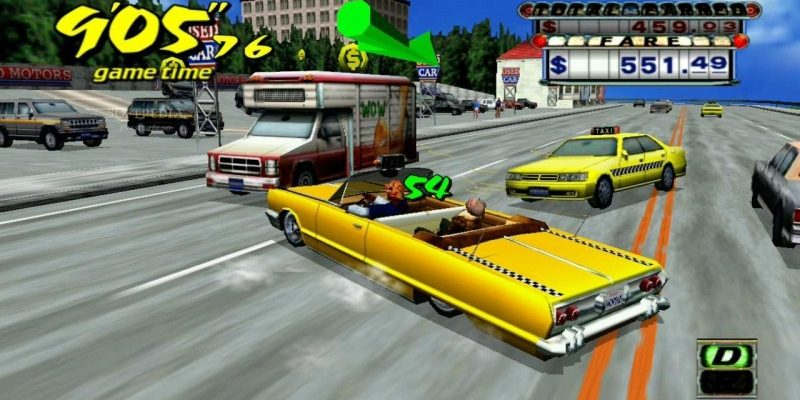Crazy Taxi podría ver la luz en PlayStation 4 y Xbox One