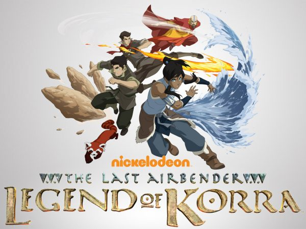 THE LEGEND OF KORRA