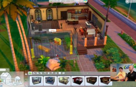 Electronic Arts publica el gameplay de Los Sims 4
