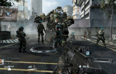 Titanfall se actualiza con The Marked for Death para Xbox 360