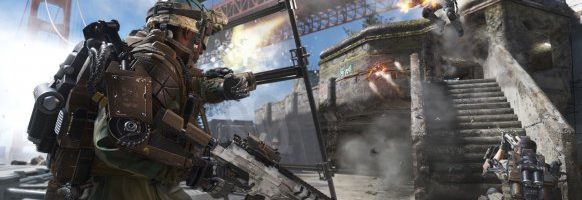 Call Of Duty: Advanced Warfare contará con un modo cooperativo