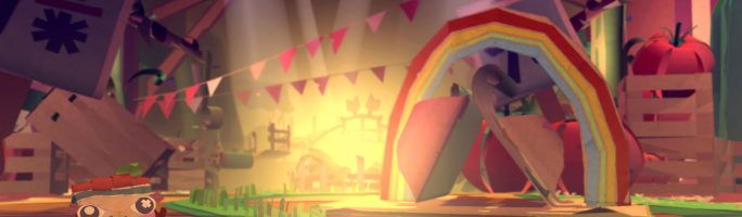 Tearaway Unfolded anunciado para PlayStation 4