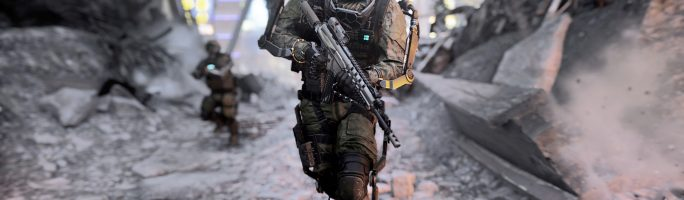 Call of Duty: Advanced Warfare, líder de ventas en Japón