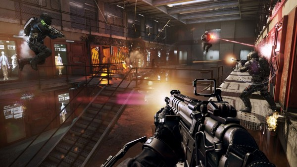 COD: Advanced Warfare servidores dedicados