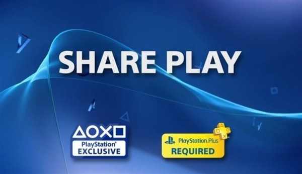 Sistema Share Play de PS4