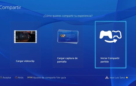 Share Play de PS4 se limita a los 720p