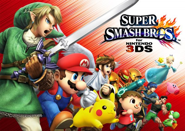 super smash bross ventas