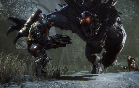 Ya ha llegado la beta cerrada de Evolve para PC