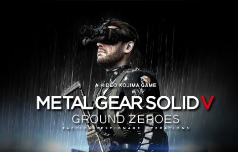 Análisis de Metal Gear Solid V: Ground Zeroes