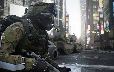 Call of Duty: Advanced Warfare tiene desactivada la función Share Play
