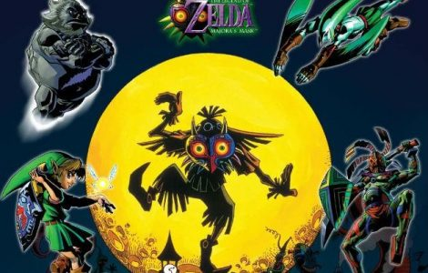 The Legend of Zelda: Majora´s Mask finalmente saldrá para 3DS