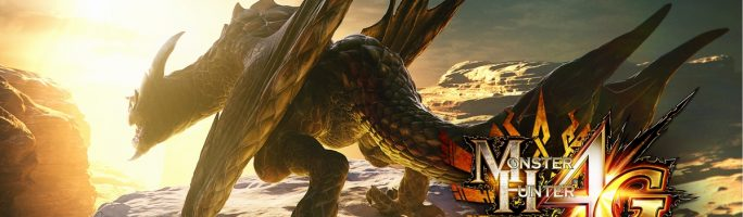 Monster Hunter 4 Ultimate, líder de ventas en Japón