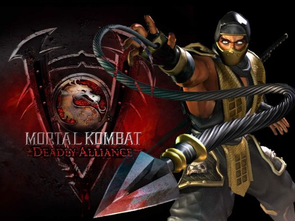 Scorpion-Deadly-Alliance mortal kombat