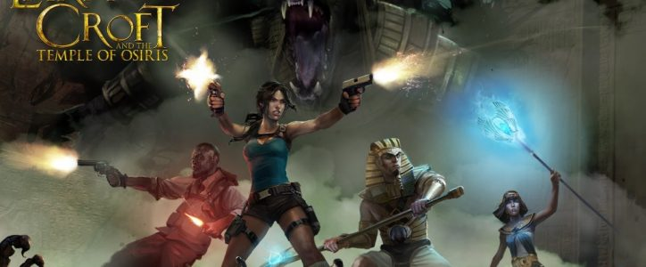 Juego de la semana: Lara Croft and the Temple of Osiris