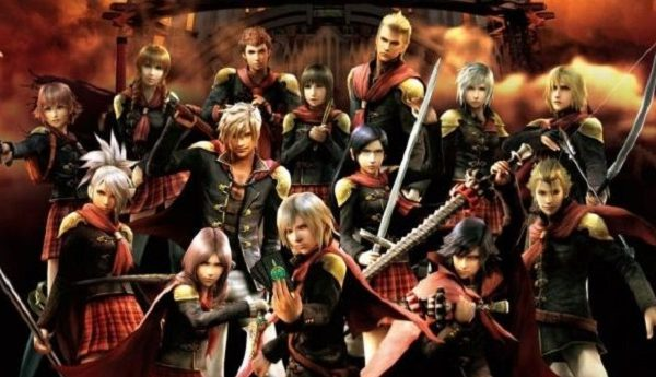 Final Fantasy Type-0: Comparativa gráfica PS4 / PSP