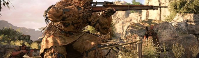 Anunciado Sniper Elite 3 Ultimate Edition