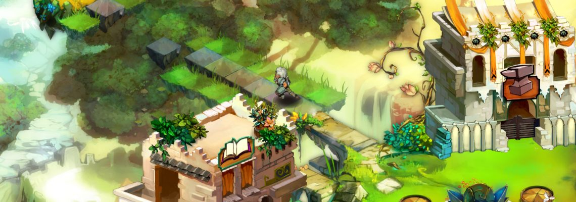 Bastion ya a la venta para Playstation 4