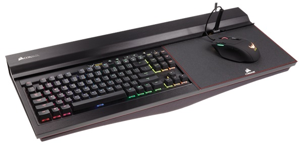 Corsair pone a la venta el Corsair Lapdog Control Center