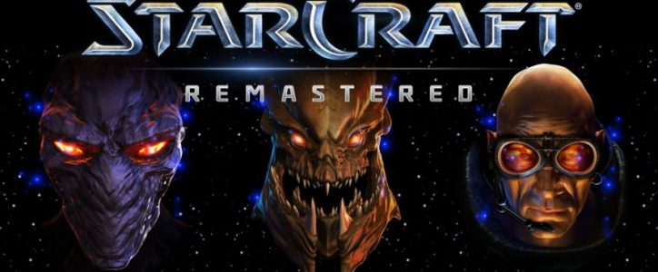 Starcraft: Remastered  se confirma oficialmente