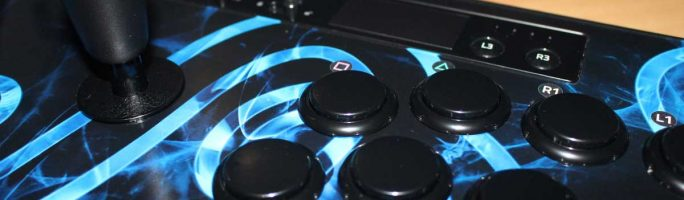 Analizamos diferentes arcade stick (PS4)