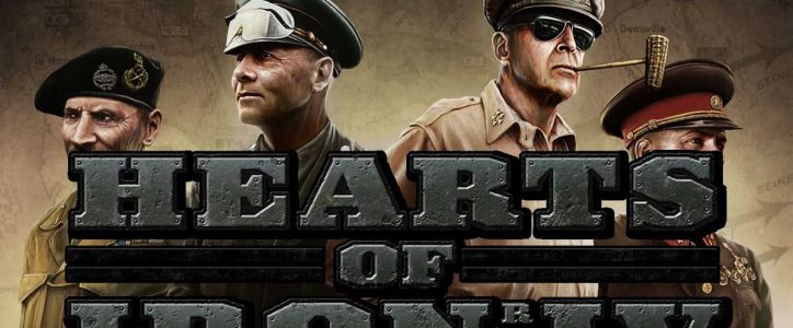 Hearts of iron 4 para PC