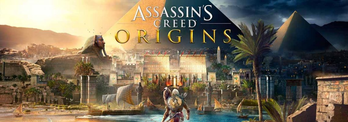 Os desvelamos la lista de trofeos para Assassins Creed Origins