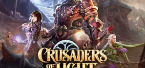 Crusaders of Light estará disponible en Steam en marzo
