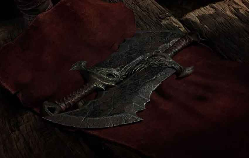conseguir las espadas del Caos en God of War 2018