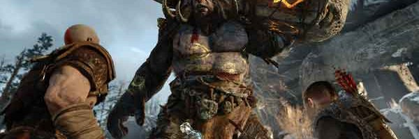 Cómo matar Trolls en God of War 2018