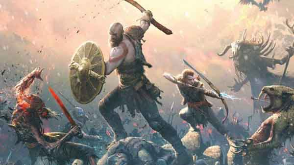 conseguir anclas de niebla en God of War 2018