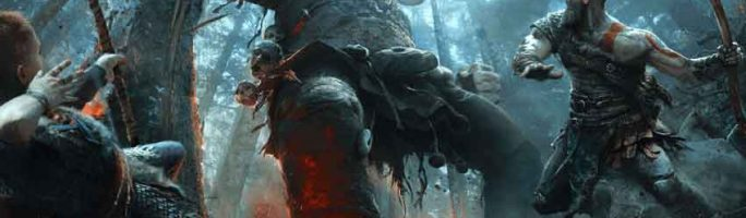 Cómo conseguir brasas latentes en God of War 2018