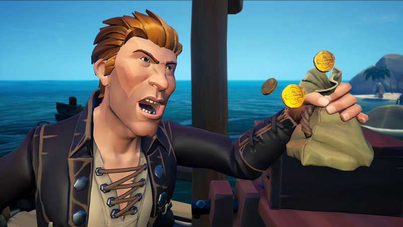 Cómo conseguir doblones en Sea of Thieves