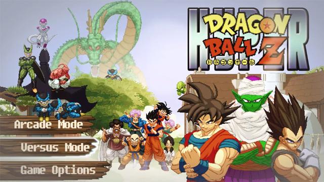 Goku y Freezer se unen a Hyper dragon ball Z