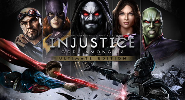Injustice: Gods Among Us Ultimate Edition por fin sale para Xbox One