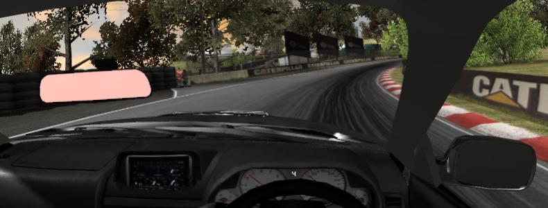 Motorsport Revolution primer juego para Oculus