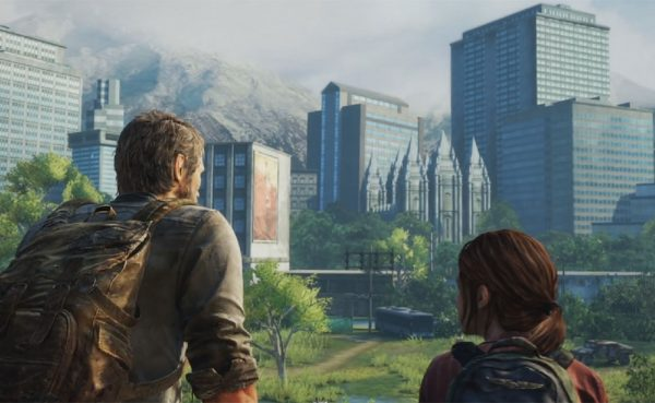 The Last of Us terror en estado puro.