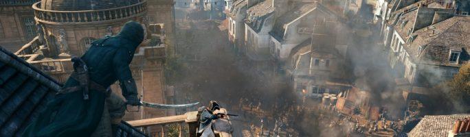 Ubisoft publica el gameplay de Assassin's Creed: Unity