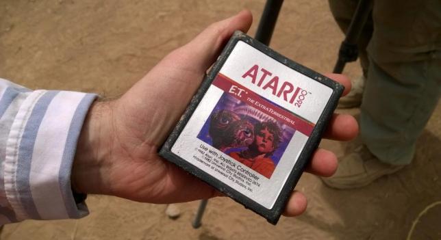 Los cartuchos de Atari enterrados en forma de documental para Xbox