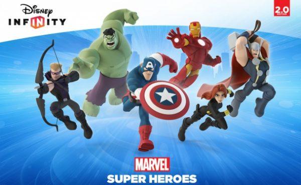 Disney Infinity 2.0: Marvel Super Heroes llegará a Wii U en septiembre