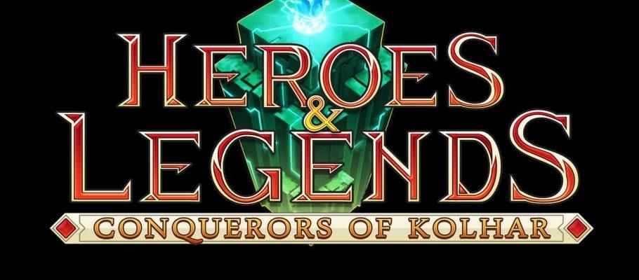 Desvelamos Heroes & Legends: Conquerors of Kolhar el nuevo proyecto de Cuve Games