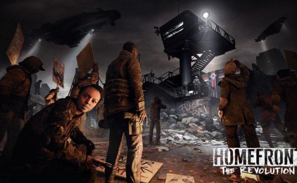 Homefront: The Revolution en peligro por la crisis de Crytek