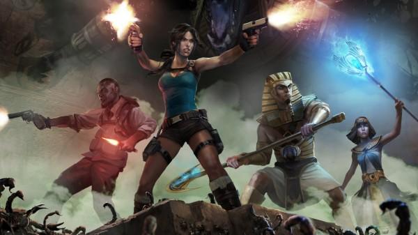 Imagen del juego Lara Croft and the Temple of Osiris