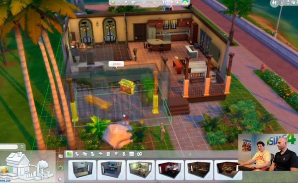 Electronic Arts publica el gameplay de Los Sims 4