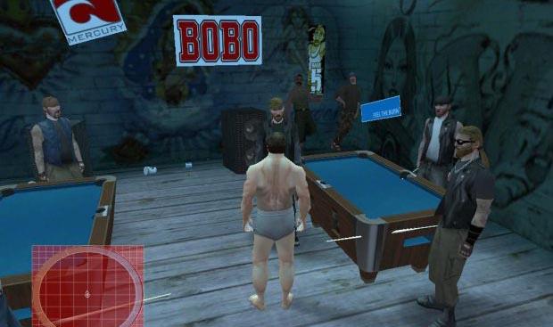 MOD Terminator 2 para Grand Theft Auto San Andreas