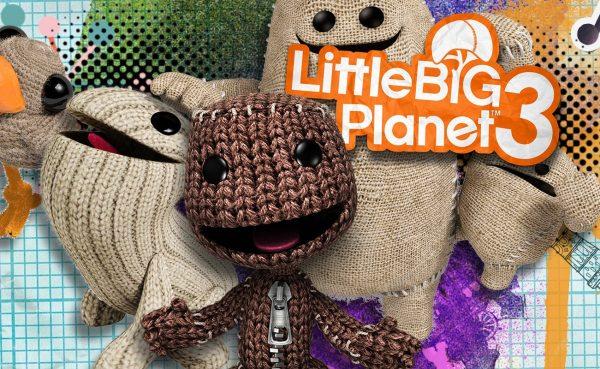 Little Big Planet 3 ya tiene fecha de salida