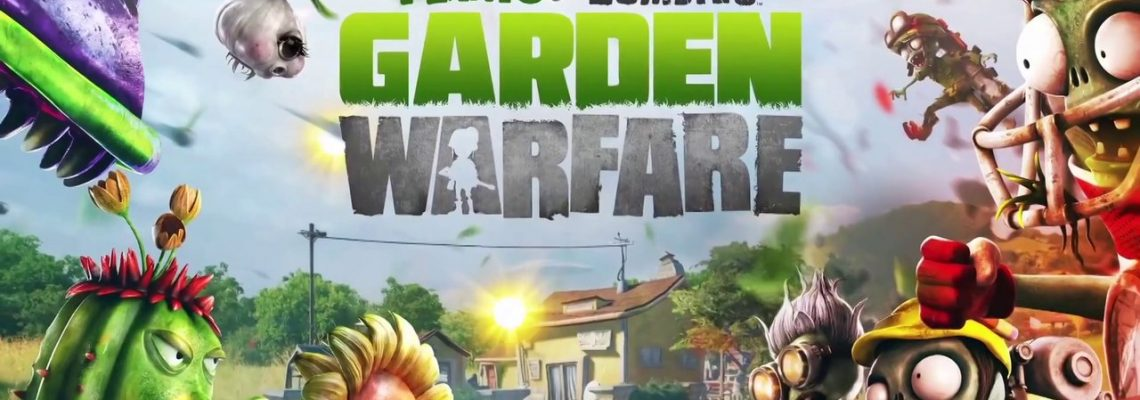 Plants Vs Zombies: Garden Warfare saldrá para Pc este verano