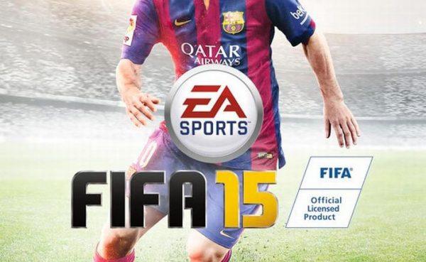 FIFA 15 tendrá como portada a Leo Messi