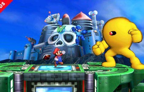 Sakurai anuncia un nuevo escenario de combate en Super Smash Bros